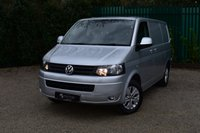 USED 2015 15 VOLKSWAGEN TRANSPORTER 2.0 T30 TDI HIGHLINE 1d 139 BHP Ply lined