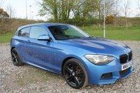 2015 BMW 1 SERIES 118I M SPORT £10995.00