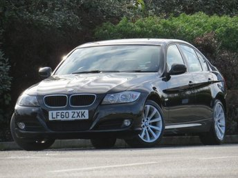 2010 BMW 3 SERIES 2.0 318D SE BUSINESS EDITION 4d 141 BHP £5490.00