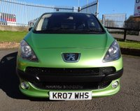 USED 2007 07 PEUGEOT 1007 1.6 SPORT 16V 2-TRONIC 3d AUTO 108 BHP 3 Months National Warranty - 1 Years MOT for New Owner