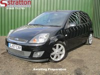 USED 2007 57 FORD FIESTA 1.2 ZETEC CLIMATE 16V 5d 78 BHP ONE OWNER