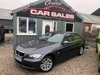 2006 BMW 3 SERIES 2.0 318I SE 4d 128 BHP £2995.00