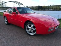 USED 1991 PORSCHE 944 3.0 S2 16V 2d 211 BHP **FULL SERVICE HISTORY**