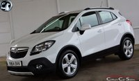 2015 VAUXHALL MOKKA 1.6i TECH LINE 5 DOOR 6-SPEED 115 BHP £8990.00