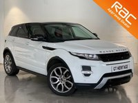 USED 2011 61 LAND ROVER RANGE ROVER EVOQUE 2.0 SI4 DYNAMIC LUX [PAN][NAV]