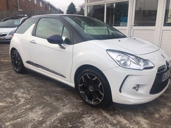 2013 CITROEN DS3 1.6 DSTYLE PLUS 3d 120 BHP £SOLD