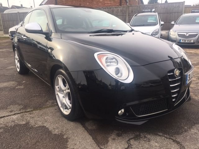 View our ALFA ROMEO MITO