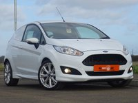 USED 2015 64 FORD FIESTA 1.6 SPORT TDCI 1d 94 BHP DAB + AIR CON + BLUETOOTH + CRUISE + ALLOYS + PLUS VAT