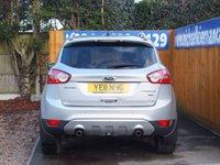 USED 2011 11 FORD KUGA 2.0 TITANIUM TDCI AWD 5d 163 BHP BLUETOOTH, AIR CON, FSH