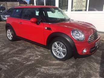 2010 MINI HATCH COOPER 1.6 COOPER 3d 122 BHP £4995.00