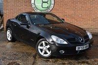 2009 MERCEDES-BENZ SLK 1.8 SLK200 KOMPRESSOR 2d AUTO 184 BHP £7990.00