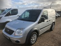 USED 2013 13 FORD TRANSIT CONNECT 1.8 T200 TREND LR VDPF 1d 89 BHP ** NO VAT ** 7 STAMPS IN THE SERVICE BOOK **