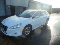 2011 PEUGEOT 508 1.6 ACCESS SW E-HDI FAP 5d AUTO 112 BHP SAT NAV £4991.00