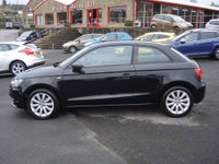 USED 2011 61 AUDI A1 1.4 TFSI SPORT 3d 122 BHP ONLY ONE OWNER & LOW MILES