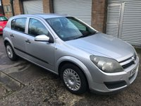 2004 VAUXHALL ASTRA 1.4 LIFE 16V TWINPORT 5d 90 BHP £SOLD