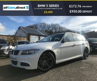 USED 2012 12 BMW 3 SERIES 2.0 318D SPORT PLUS EDITION TOURING 5d 141 BHP