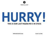 USED 2010 10 MAZDA MX-5 1.8 I ROADSTER SE 2d 125 BHP