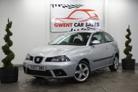 USED 2007 07 SEAT IBIZA 1.4 SPORT 16V 3d 85 BHP *CHEAP RELIABLE FIRST CAR, HPI CLEAR*