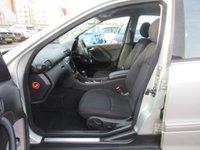 USED 2005 05 MERCEDES-BENZ C CLASS 1.8 C200 KOMPRESSOR ELEGANCE SE 4d AUTO 163 BHP