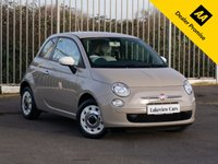 USED 2013 63 FIAT 500 1.2 COLOUR THERAPY 3d 69 BHP