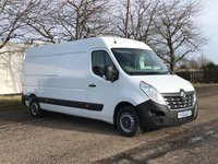 2016 RENAULT MASTER 2.3 LM35 BUSINESS DCI 1d 130 BHP £SOLD