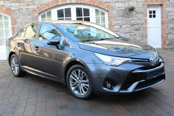 2016 TOYOTA AVENSIS 1.6 D-4D BUSINESS EDITION 4d 110 BHP £11350.00