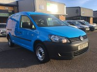 USED 2011 61 VOLKSWAGEN CADDY MAXI 1.6 C20 TDI 1d 101 BHP **NO VAT** FSH, A/C, P/SENSORS, FINANCE ARRANGED & 6 MONTHS WARRANTY. ** NO VAT** FSH, New cambelt & waterpump fitted last April, A/C, Parking Sensors, E/W, Radio/CD, Drivers airbag, Factory fitted bulk head, Twin side loading door, load liner, Very Good Condition, 1 Owner, remote Central Locking, Drivers Airbag, CD Player/FM Radio, Steering Column Radio Control, Barn Rear Doors, spare key, finance arranged on site & 6 months premium Autoguard warranty on every van