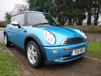 USED 2005 05 MINI HATCH ONE 1.6 ONE 3d 89 BHP [SOUTHWICK SITE]