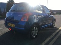 USED 2008 SUZUKI SWIFT 1.5 GLX AUTOMATIC 5 DOOR HATCH, low miles with service history