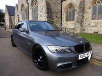 2009 BMW 3 SERIES 2.0 318D M SPORT 4d 141 BHP £4295.00