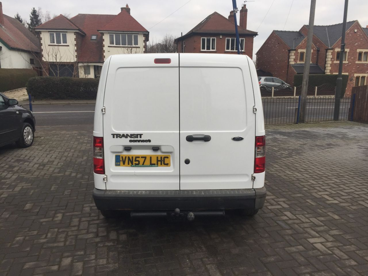 8a9010ff7e ... USED 2007 57 FORD TRANSIT CONNECT Connect Caddy Doblo Expert Combo 1.8 T200  L SWB 75 ...