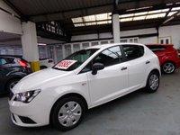 2015 SEAT IBIZA 1.4 TDI S 5d 74 BHP £6495.00