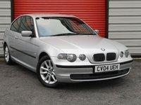 2004 BMW 3 SERIES 1.8 316TI ES 3d 114 BHP £1895.00