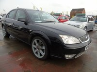 2006 FORD MONDEO 2.2 TITANIUM X TDCI 155bhp DRIVES WELL £995.00