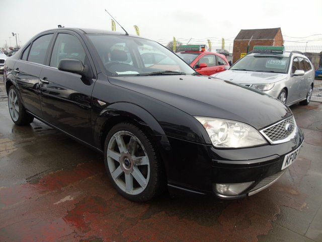 USED 2006 06 FORD MONDEO 2.2 TITANIUM X TDCI 155bhp DRIVES WELL