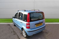USED 2006 55 FIAT PANDA 1.2 ELEGANZA 5d 59 BHP 1 OWNER AUTOMATIC LOW MILEAGE, AIR CON, FINANCE ME TODAY-UK DELIVERY POSSIBLE