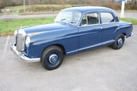 USED 1959 MERCEDES-BENZ UNSPECIFIED PONTON 219   4 DOOR  6 CYLINDER  1959