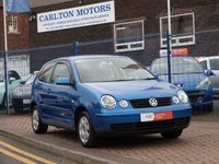 USED 2004 04 VOLKSWAGEN POLO 1.4 TWIST 3d  AIR CONDITIONING ~ ALLOYS ~ EXCEPTIONAL CONDITION THROUGHOUT