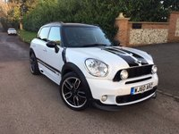 USED 2010 60 MINI COUNTRYMAN 1.6 COOPER S ALL4 5d 184 BHP PLEASE CALL TO VIEW