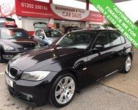 USED 2010 10 BMW 3 SERIES 2.0 318D M SPORT 4d 141 BHP *AUTOMATIC*