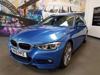 USED 2016 16 BMW 3 SERIES 3.0 330D XDRIVE M SPORT TOURING 5d 255 BHP