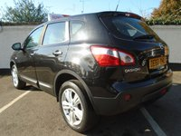 USED 2011 60 NISSAN QASHQAI 1.6 ACENTA 5d 117 BHP GUARANTEED TO BEAT ANY 'WE BUY ANY CAR' VALUATION ON YOUR PART EXCHANGE
