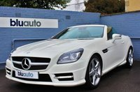 2011 MERCEDES-BENZ SLK 1.8 200 BLUE EFFICIENCY AMG SPORT EDITION 125 184 BHP £SOLD