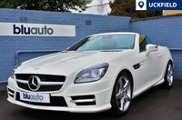 USED 2011 61 MERCEDES-BENZ SLK 1.8 200 BLUE EFFICIENCY AMG SPORT EDITION 125 184 BHP