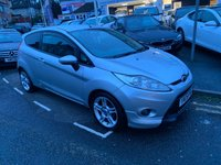 USED 2009 09 FORD FIESTA 1.6 ZETEC S TDCI 3d 89 BHP VERY GOOD LOOKING SPORTY FIESTA WITH VERY ECONOMICAL RUNNING COSTS AND CHEAP TAX LONG MOT SERVICES FSH