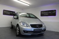 USED 2011 61 MERCEDES-BENZ A-CLASS 1.5 A160 CLASSIC SE 5d AUTO 95 BHP *** 42.8 AVG. MPG *** LOW INSURANCE GROUP ***