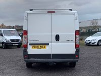 USED 2009 09 CITROEN RELAY 2.2 HDI 30 L1H1 100 SWB  SWB, ONE OWNER FROM NEW, PLY LINED, TIDY VAN