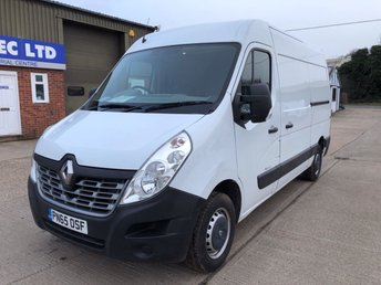 2015 RENAULT MASTER 2.3 MM35 BUSINESS ENERGY DCI 110 BHP £5000.00