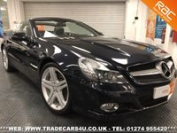 USED 2009 09 MERCEDES-BENZ SL 350 7G-TRONIC UK DELIVERY* RAC APPROVED* FINANCE ARRANGED* PART EX