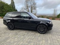 USED 2017 17 LAND ROVER RANGE ROVER 4.4 SDV8 AUTOBIOGRAPHY 5d AUTO 339 BHP